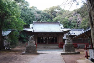 白浜_下立松原神社