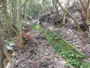 石段の路-7